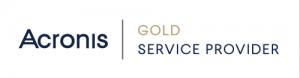 Acronis Gold Partner