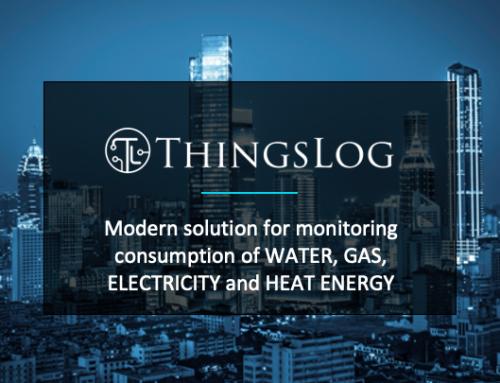 ThingsLog – Diamatix partnership